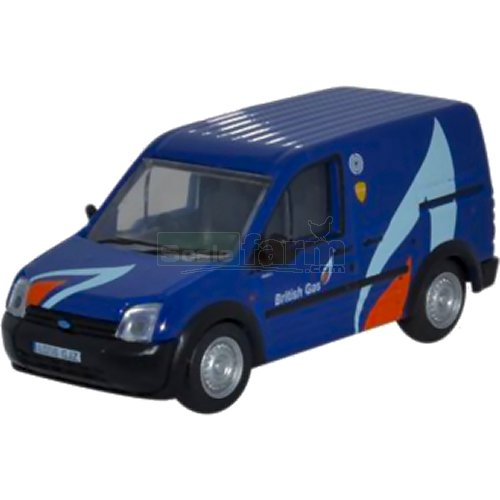 Ford Transit Connect - British Gas (Oxford 76FTC004)