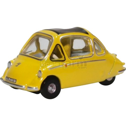 Heinkel Kabine - Yellow (Oxford 76HE003)