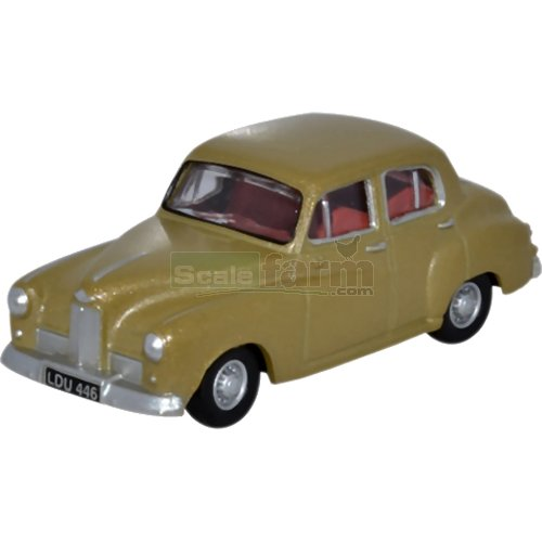 Humber Hawk MkIV - Golden Sand (Oxford 76HH004)