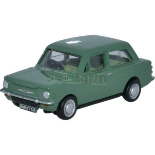 Hillman Imp - Willow Green (Oxford 76HI001)