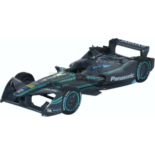 Jaguar Formula E (Oxford 76JFE001)
