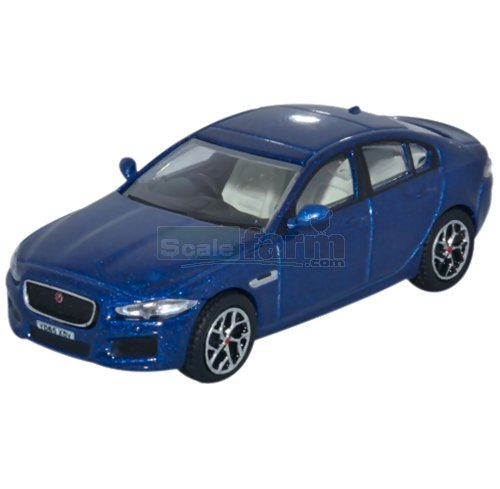 Jaguar XE - Bluefire (Oxford 76JXE002)