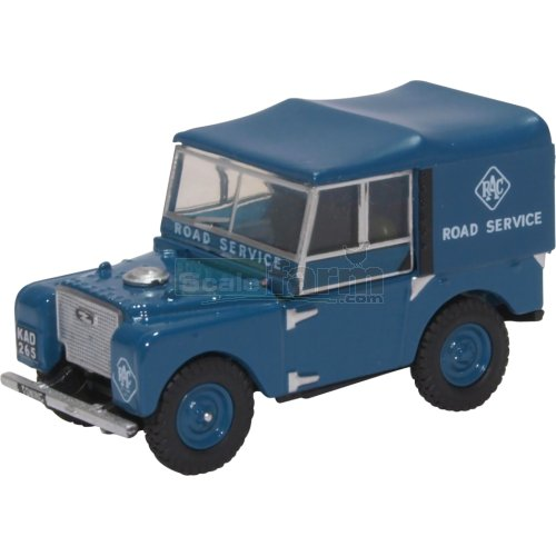 Land Rover Series I 80 Hard Top - RAC (Oxford 76LAN180006)