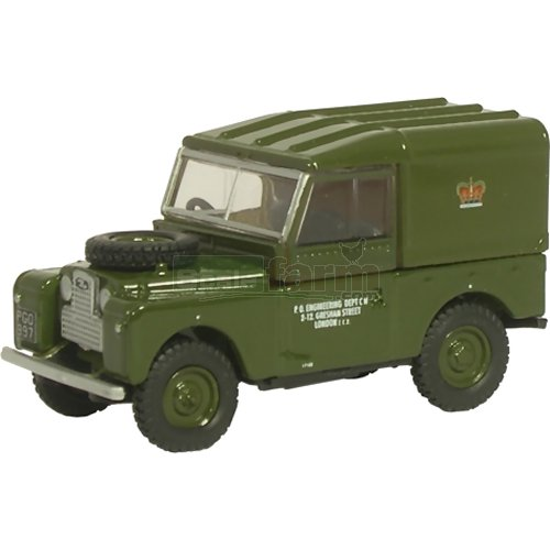 Land Rover - Post Office Telephones (Green) (Oxford 76LAN188006)