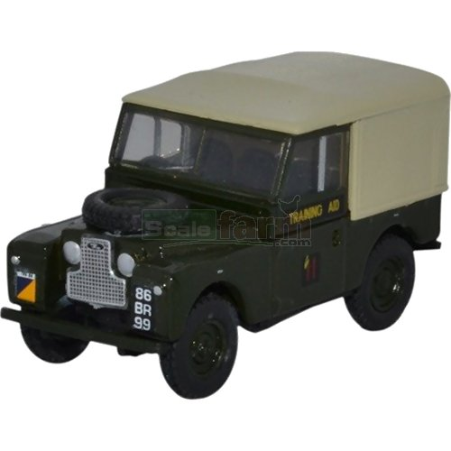 Land Rover Series I 88 Canvas - 6th Training Regiment (Oxford 76LAN188022)