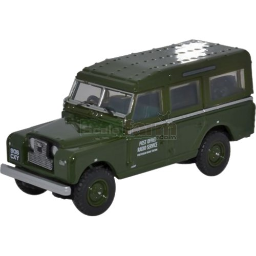 Land Rover Series II LWB Station Wagon - Post Office Telephones (Oxford 76LAN2006)