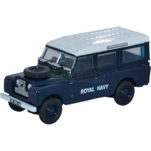Land Rover Series II Station Wagon - Royal Navy (Oxford 76LAN2015)
