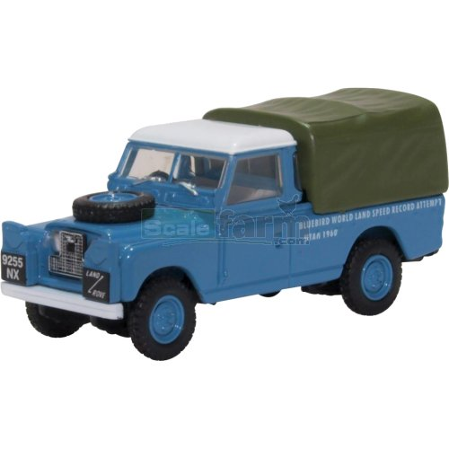 Land Rover Series 2 LWB Canvas - Bluebird (Oxford  76LAN2020)