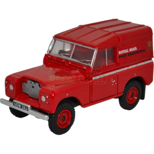 Land Rover S2A SWB Hardtop - Royal Mail (Oxford 76LR2AS001)