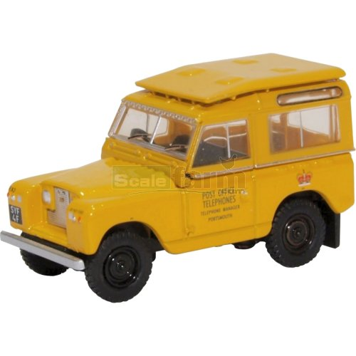 Land Rover Series II SWB Station Wagon - PO Telephones (Oxford 76LR2S004)
