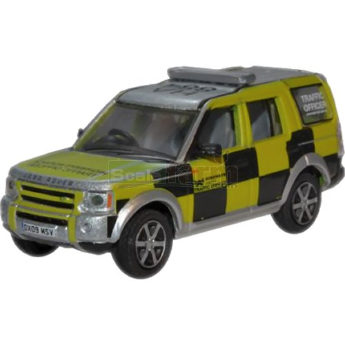 Land Rover Discovery 3 - Highways Agency (Oxford 76LRD004)