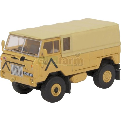 Land Rover FC GS - Gulf War 1991 (Oxford 76LRFCG003)