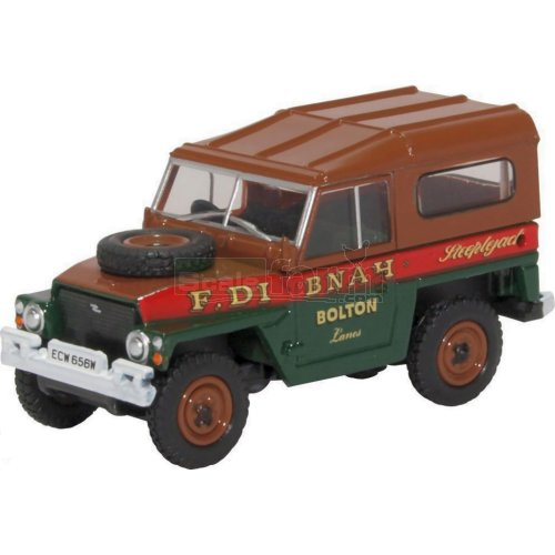 Land Rover Lightweight Hardtop - Fred Dibnah (Oxford 76LRL006)