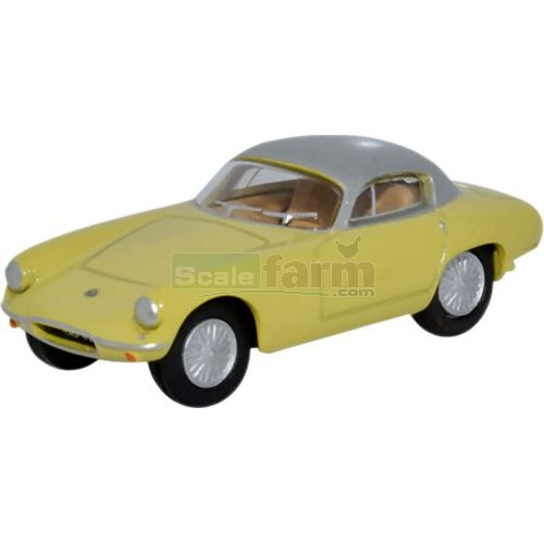Lotus Elite Sunburst - Yellow/Silver (Oxford 76LTE003)