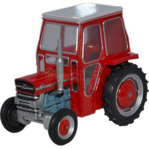 Massey Ferguson 135 - Red (Oxford 76MF001)