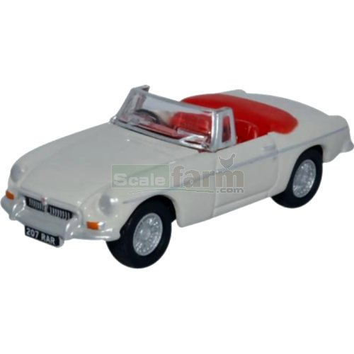 MGB Roadster - Chelsea Grey (Oxford  76MGB007)