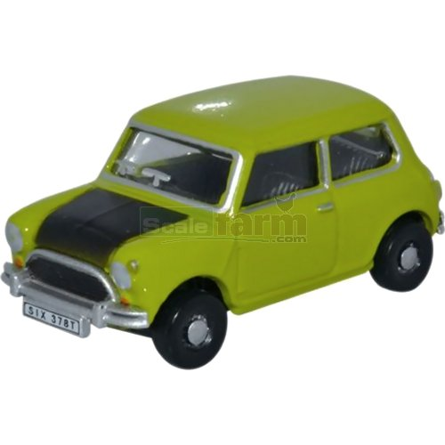 Classic Mini - Lime Green (Oxford 76MN005S)