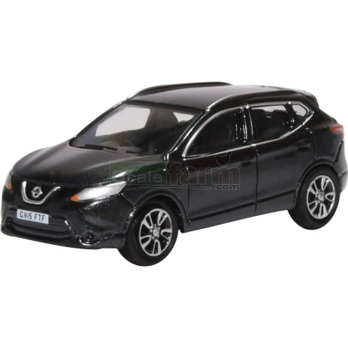 Nissan Qashqai J11 - Pearl Black Metallic (Oxford 76NQ2002)