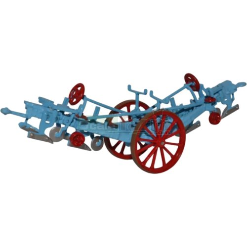 Fowler Plough - Blue / Red (Oxford 76PL001)