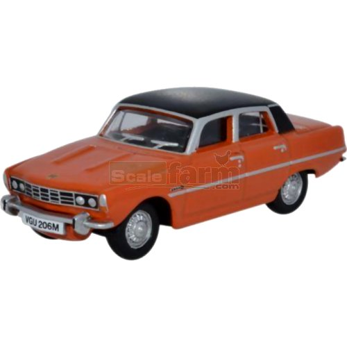 Rover P6 - Paprika (Oxford  76RP004)