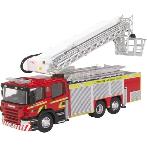 Scania Aerial Rescue Pump - Scottish Fire & Rescue (Oxford 76SAL006)