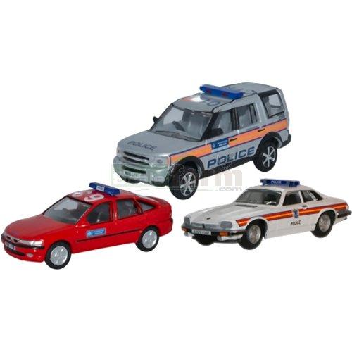Ford Fiesta MKI Essex Police OXFORD DIECAST MODEL CARS