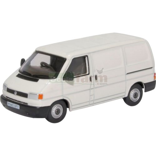 VW T4 Van - Grey White (Oxford 76T4002)