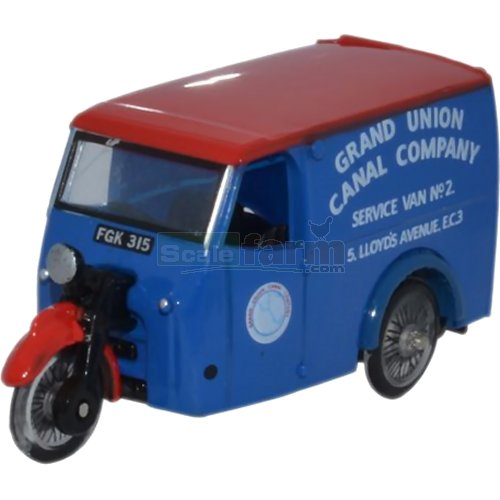 Tricycle Van - Grand Union Canal Company (Oxford 76TV008)