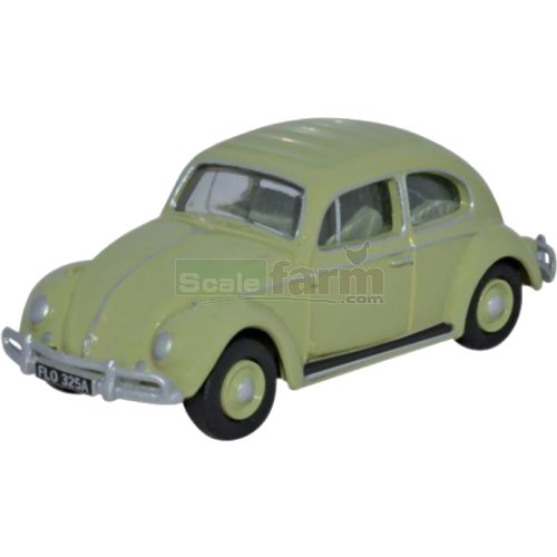 VW Beetle - Beryl Green (Oxford  76VWB006)