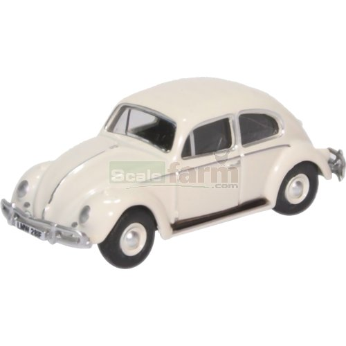 VW Beetle - Lotus White (Oxford  76VWB008)