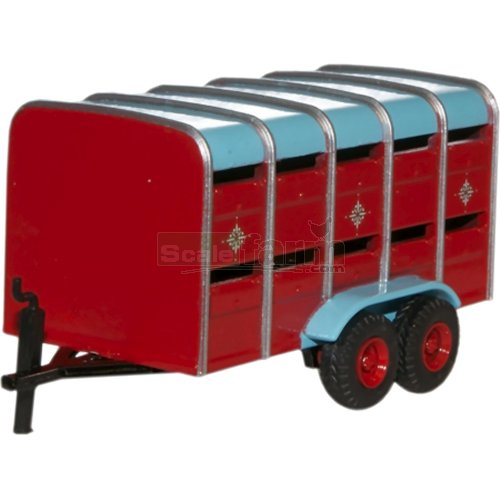 Livestock Trailer - Chipperfields (Oxford CH031)