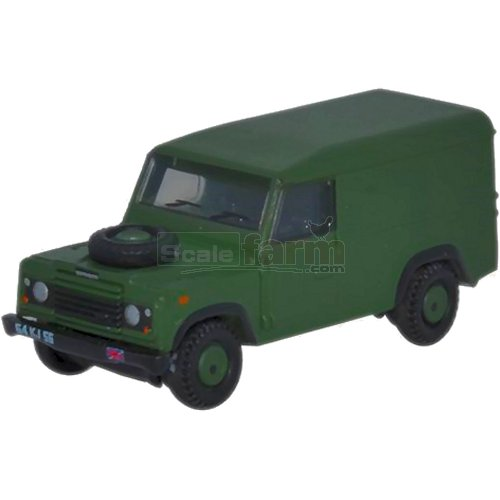 Land Rover Defender 110 Hard Top - British Army (Oxford NDEF003)