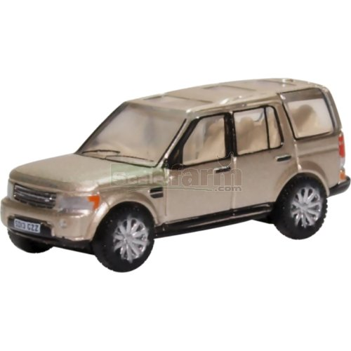 Land Rover Discovery 4 - Ipanema Sand (Oxford NDIS001)