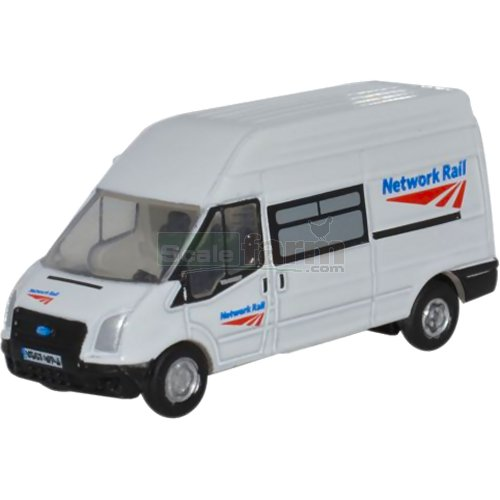 Ford Transit Van - Network Rail (Oxford NFT005)