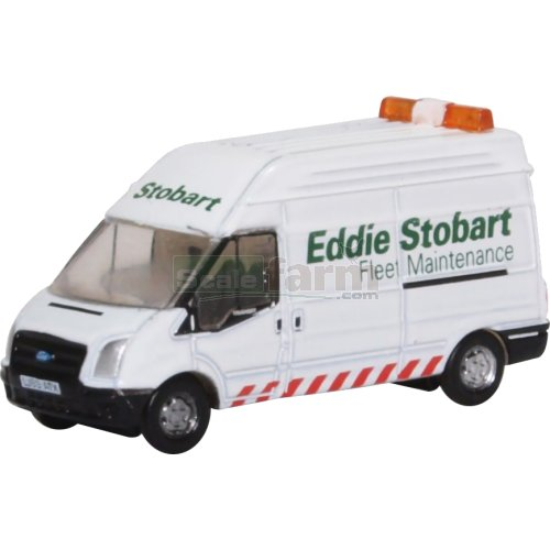 Ford Transit Mk5 - Stobart Fleet Maintenance (Oxford NFT021)