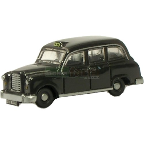 FX4 Taxi - Black (Oxford NFX4001)