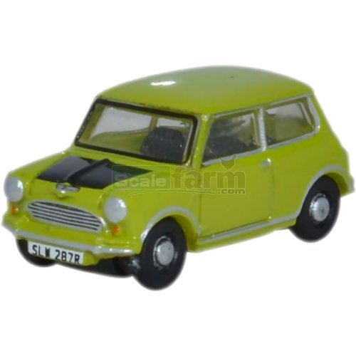 Classic Mini - Lime Green (Oxford NMN005)