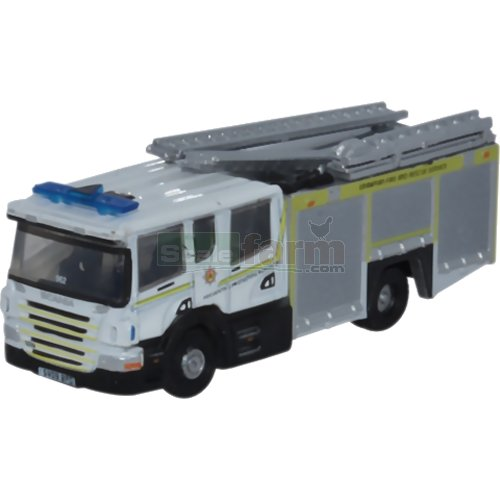 Scania Pump Ladder - Grampian Fire & Rescue (Oxford NSFE003)
