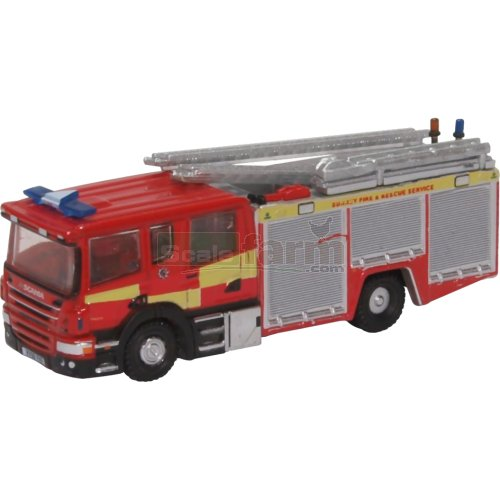 Scania Pump Ladder - Surrey Fire & Rescue (Oxford NSFE007)