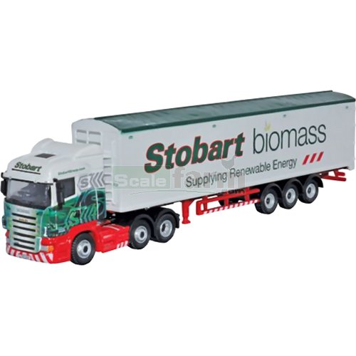 Scania Highline Walking Floor - Eddie Stobart (Oxford SHL01WF)