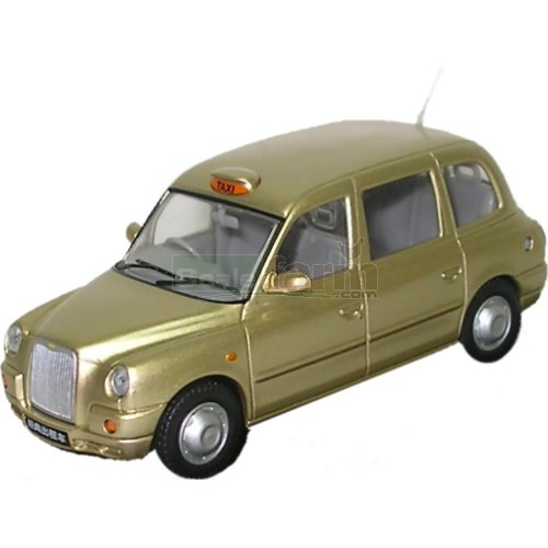 LTi TX4 Taxi - Gold (Oxford TX4002)
