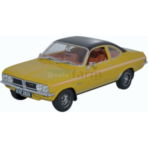 Vauxhall Firenza Sport SL - Sunspot (Oxford VF004)