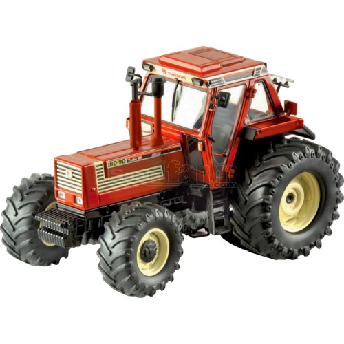 Fiat 180-90 Turbo DT Tractor (ROS 30141)
