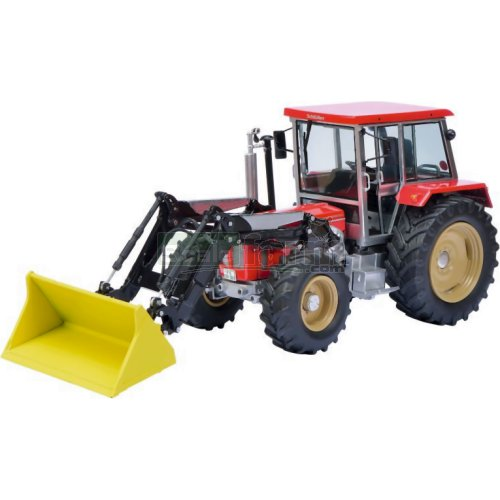 Schluter Compact 1250 TV6 Tractor with Front Loader (Schuco  07624)