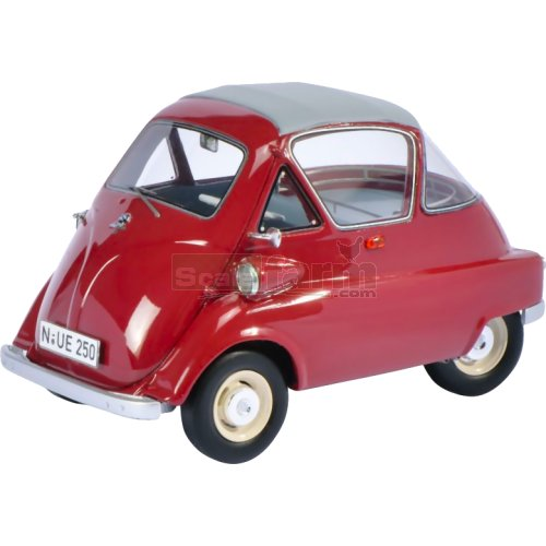 BMW Isetta - Red (Schuco 08956)