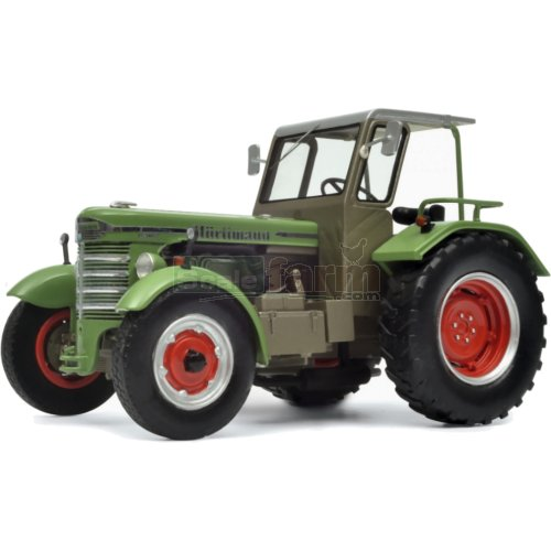Hurlimann D-200 S Tractor with Cabin (Schuco  09044)