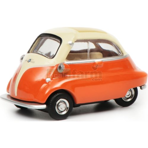 BMW Isetta - Beige/Orange (Schuco  20165)