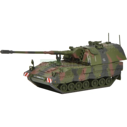 PZH 2000 Tank - Camoflage (Schuco 26420)