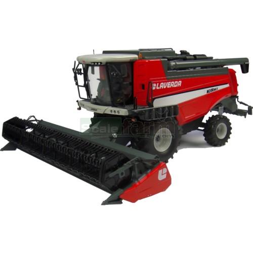 Universal Hobbies 4132 - Laverda M300 MCS Combine Harvester