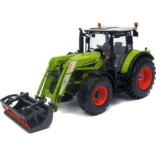 CLAAS Arion 530 Tractor with Front Loader (Universal Hobbies 4299)